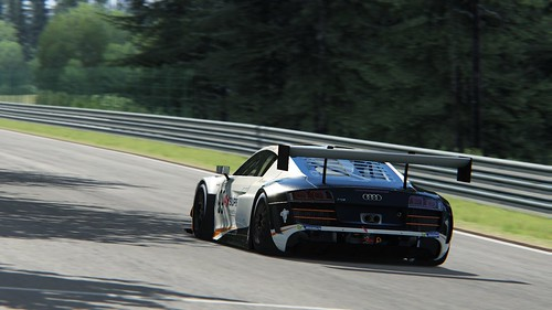 Audi R8 LMS - Absolute Racing - MMER 2014 - Assetto Corsa