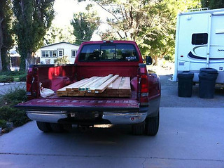 purchased wood