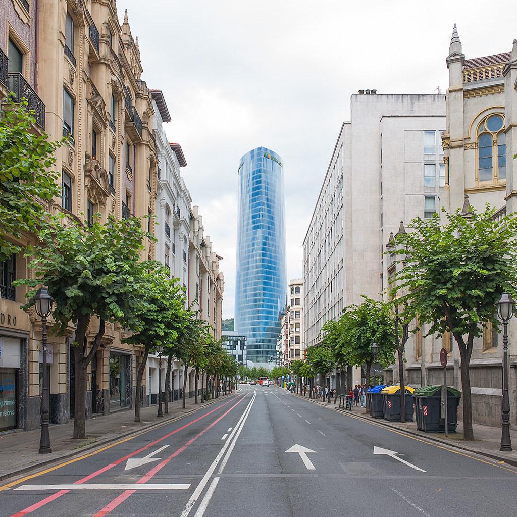 Edificio Iberdrola, Bilbao