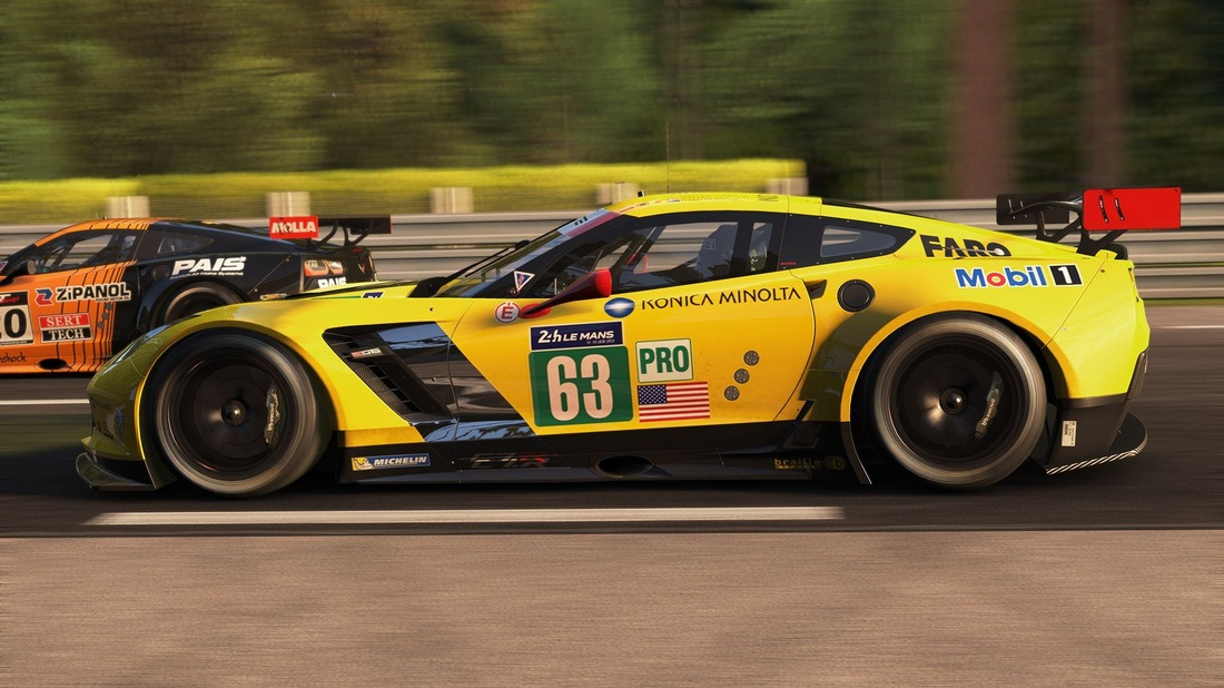 Project Cars Us Race Car Pack