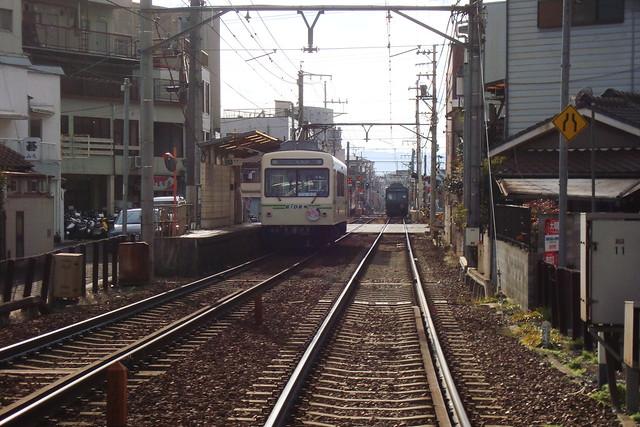 2016/02 叡山電車×NEW GAME! ラッピング車両 #65