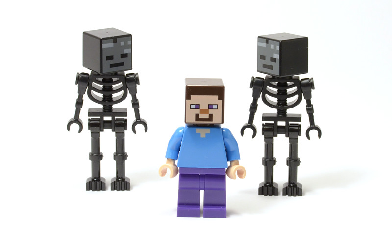 how to build a lego wither