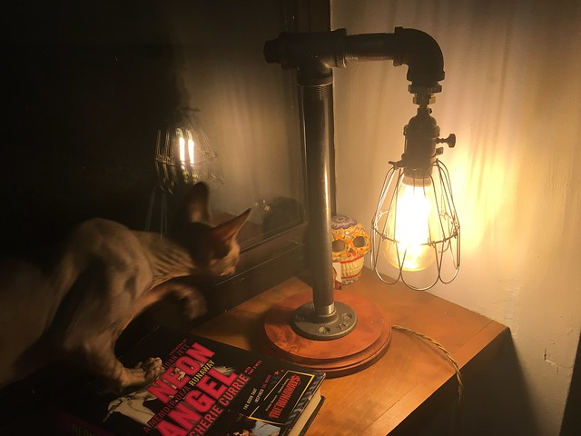second lamp