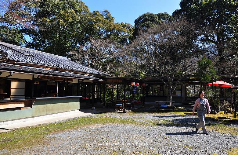 日本京都高雄三尾神護寺高雄茶屋22