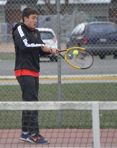 SPTS - Cheney tennis Shogo Starr 3 - 03312016