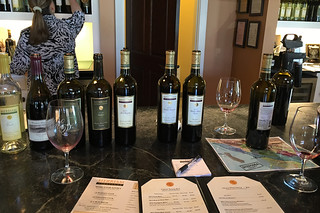 Merriam Vinayards - Library and Classic Wine Tasting