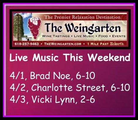 The Weingarten 4-1-16