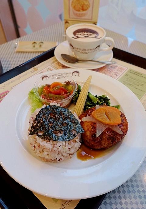 東京熱門景點台場小丸子咖啡店15