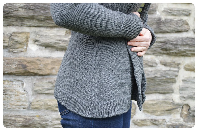 Red Knits_Georgetown Cardigan
