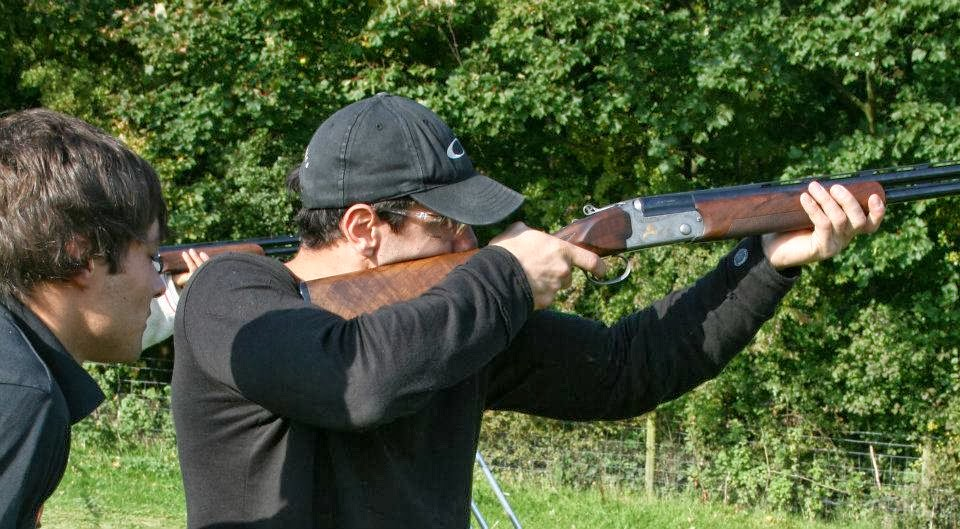 Shooting Christchurch Gallery: Clay Shooting Edinburgh Stag Day Idea