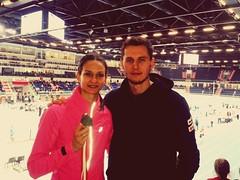 Halowe Mistrzostwa Polski 2016 Toruń #Ula Gardzielewska #skok wzwyż #KS AZS AWF Wrocław