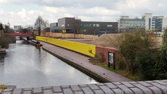 HS2 College site - Digbeth Branch Canal