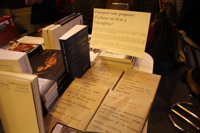 Les Éditions du Félin - Livre Paris 2016