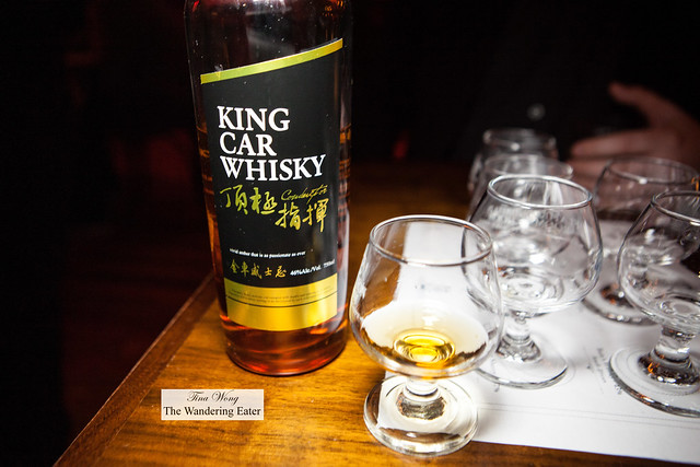 King Car Whisky (Taiwan)