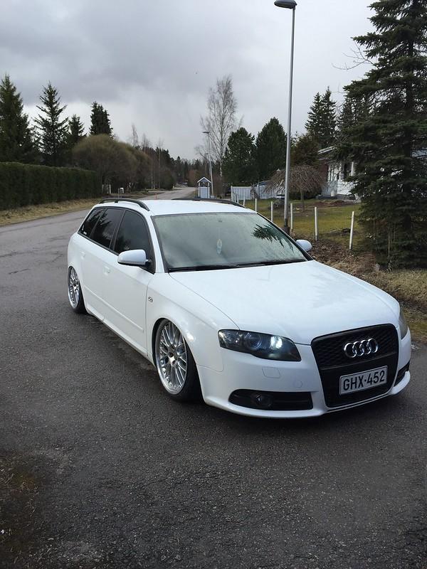 Zoml: Audi A4 B7 Avant //Mätäs Crew - Sivu 3 25974914963_73e6171836_c