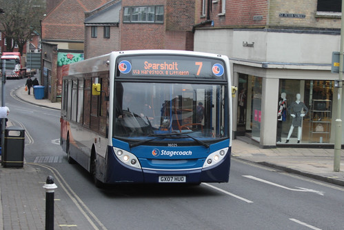 Stagecoach South 36025 GX07HUO