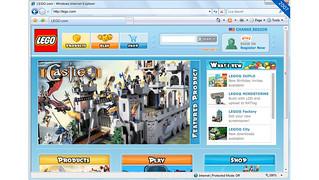 LEGO.com (2007)