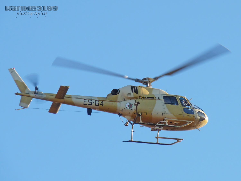 صور مروحيات القوات الجوية الجزائرية Ecureuil/Fennec ] AS-355N2 / AS-555N ] - صفحة 2 26029294051_25de2dc62f_o