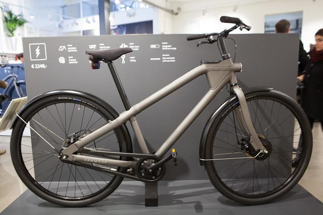 Vanmoof Electric Bcycle