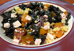 Kale and Couscous