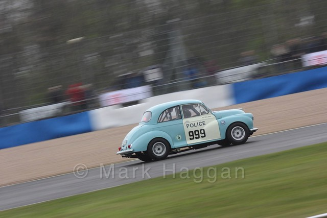 Chris Rea in the HRDC Coys Trophy celebrating the BTCC 1958-1966 at the Donington Historic Festival 2016