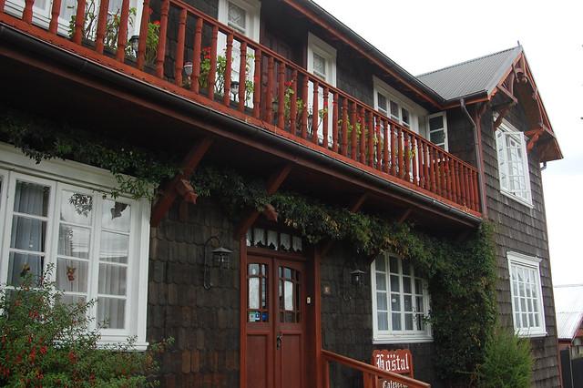 Casa Hitschfeld, Puerto Varas, Chile