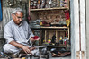 The Maker of New Shoes at Solan