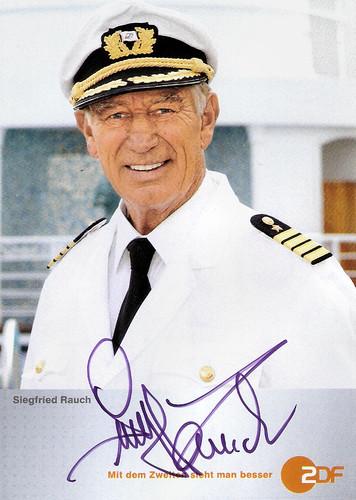 Siegfried Rauch in Das Traumschiff (1997-2013)