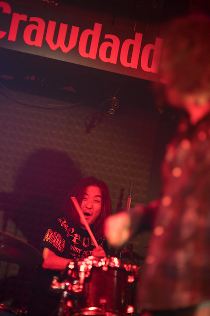 TONS OF SOBS live at Crawdaddy Club, Tokyo, 16 Apr 2016 -00321