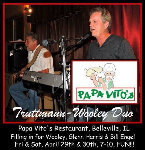Truttmann-Wooley Duo 4-29, 4-30-16