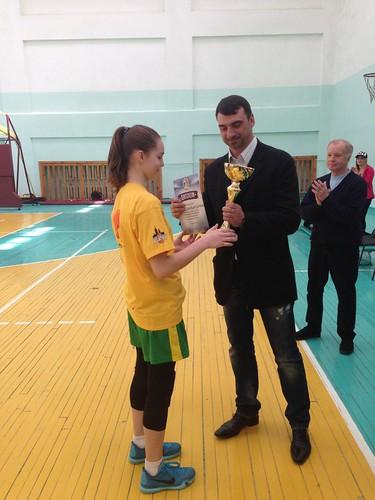 Рівненські баскетболістки — чемпіонки України