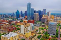 Downtown Dallas, Texas, U.S.A.