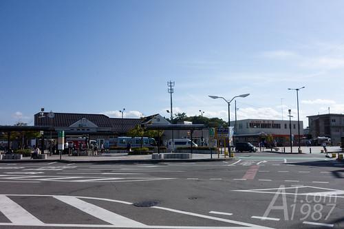JR Miyako & Sanriku Tetsudo Stations