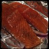 #Homemade #MapleGlazed #salmon #CucinaDelloZio - place on bed of onions