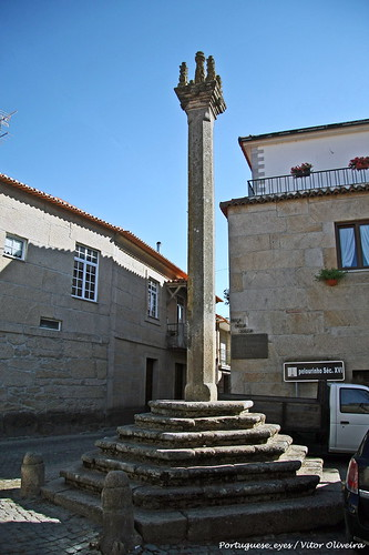 Pelourinho de Fonte Arcada - Portugal