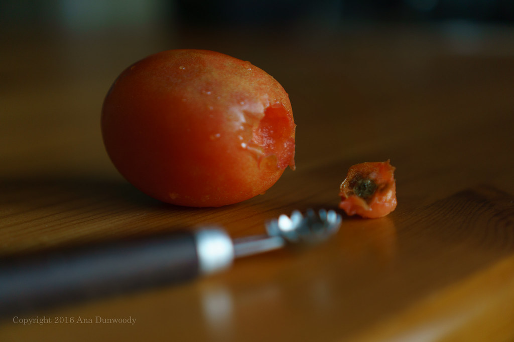 How to Core a Tomato #5