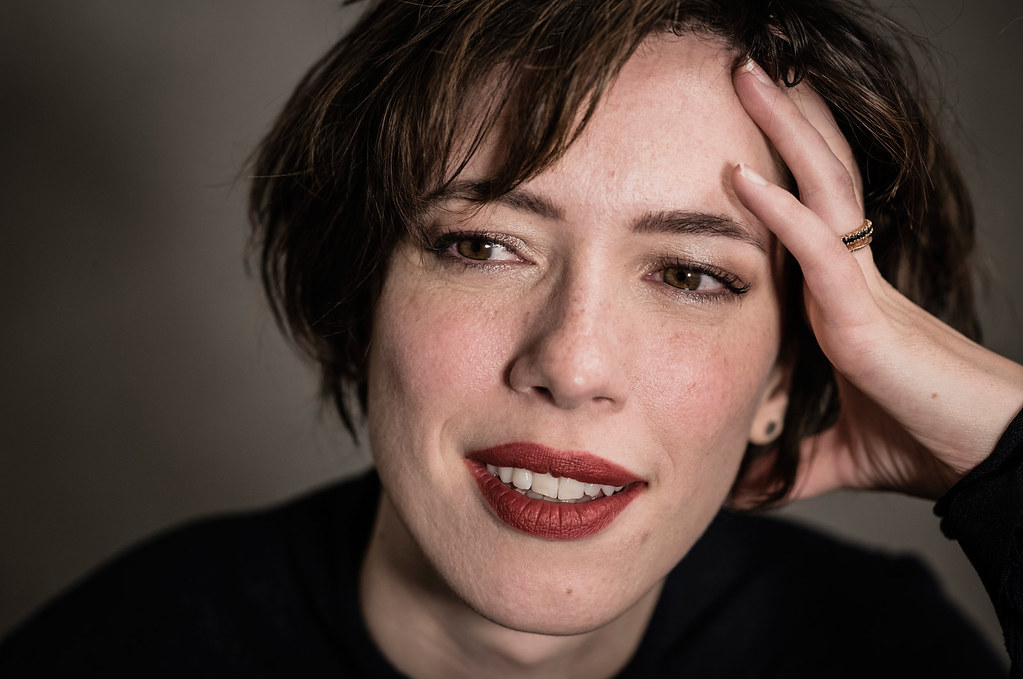 Ребекка Холл — Фотосессия для «Кристин» на «Sundance» 2016 – 2