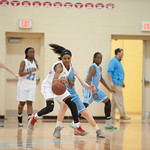 A C Flora Var Girls BBall vs CHS 1-29-2016