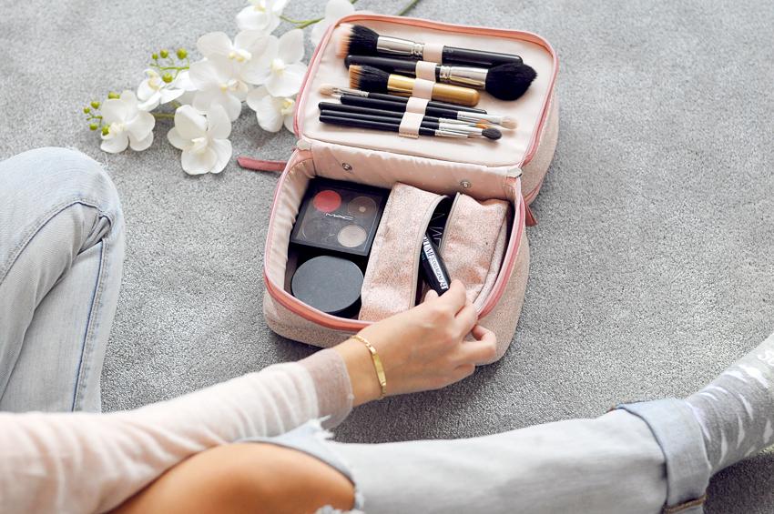 como organizar mi maquillaje