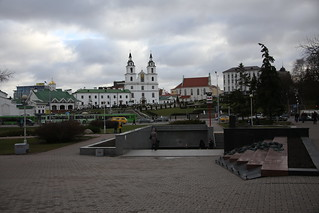 Minsk Old Town