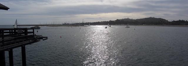IMG_6976 150927 Santa Barbara harbor from wharf clouds_2 ICE rm stitch99