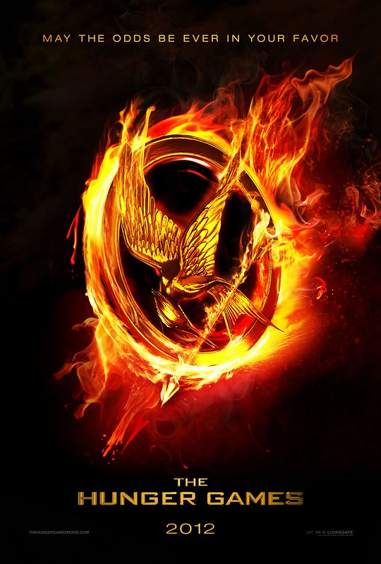 The Hunger Games - Poster 1