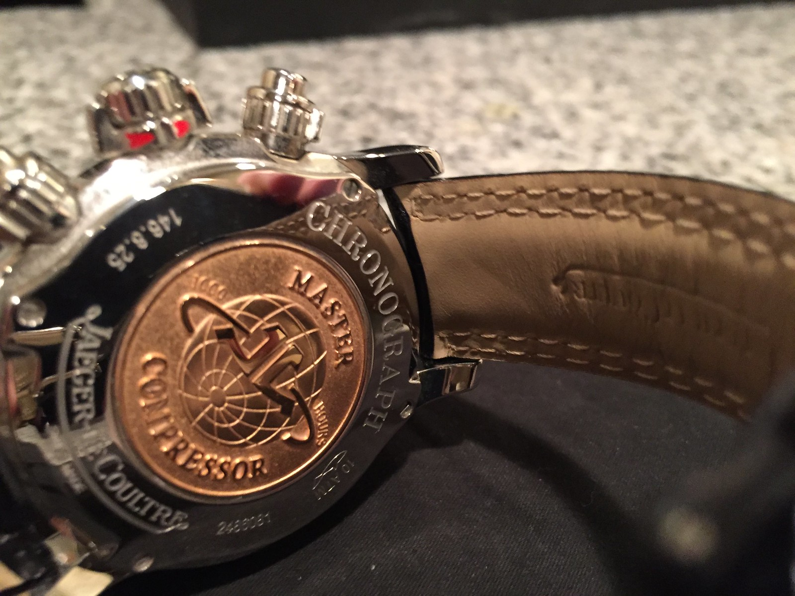 Fs Jlc Master Compressor Chronograph