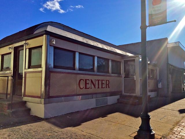 Center Diner Peekskill NY Retro Roadmap