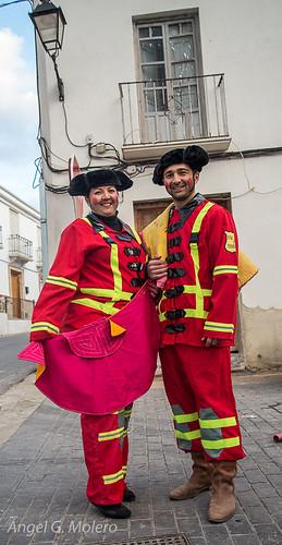 Carnaval en pareja