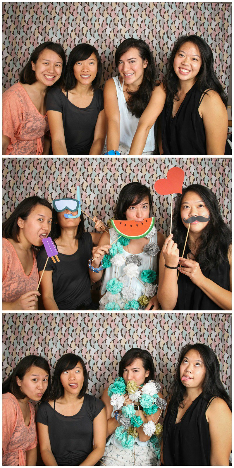 Denver Girls Trip Photo Booth (Picture Me Camping Photo Booth) | shirley shirley bo birley Blog