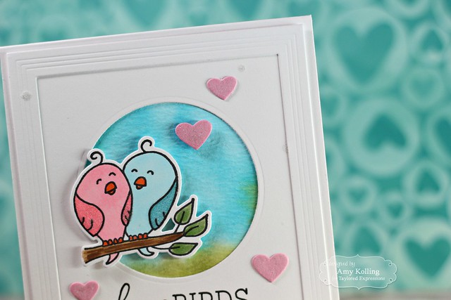 Love Birds4 by Amy Kolling