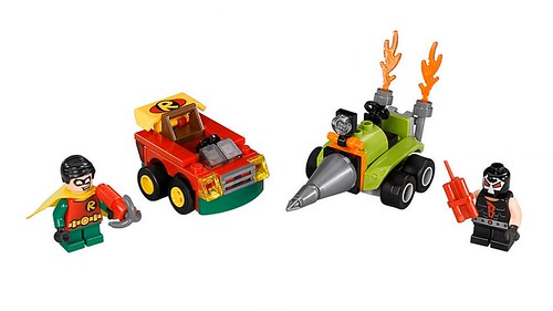 LEGO Super Heroes Mighty Micros