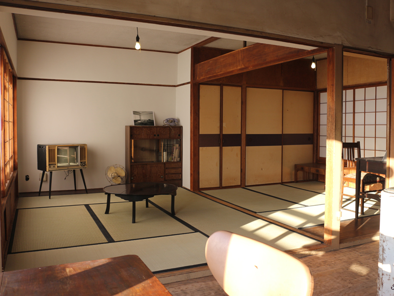 nishinagahori-apart