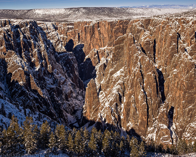 Black Canyon View
